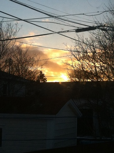 Sunset Mount Pearl, Newfoundland and Labrador Canada