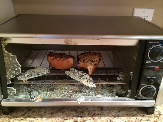 Community black and decker toaster oven glass door shatters black and decker toaster oven glass door shatters planetlyrics Gallery