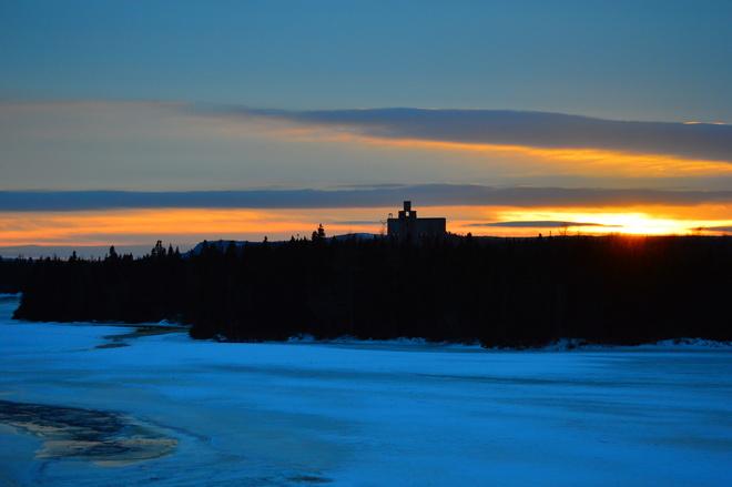 Jan 14 Glovertown, Newfoundland and Labrador Canada