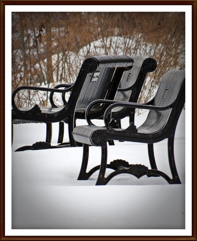 Waiting for Spring Fort Erie, Ontario Canada