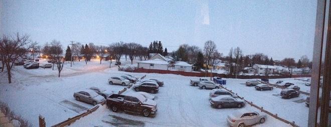 park and snow East Kildonan - Transcona, Manitoba Canada