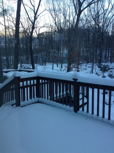 cold morning Chappaqua, New York United States