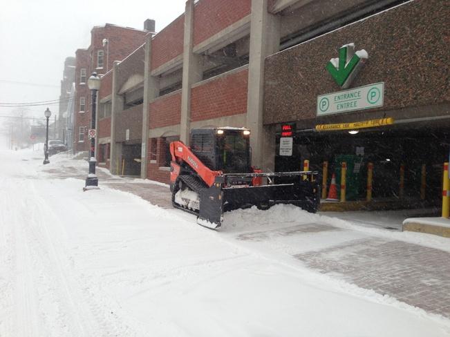 snow crew Moncton, New Brunswick Canada