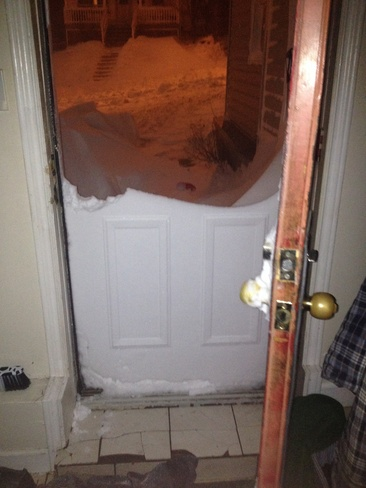 Open My Door To See This Halifax, Nova Scotia Canada