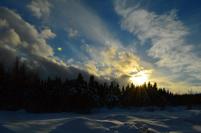 Jan 20 Glovertown, Newfoundland and Labrador Canada