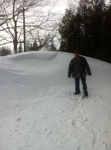 HOLY SNOW!!! Dungannon, Ontario Canada