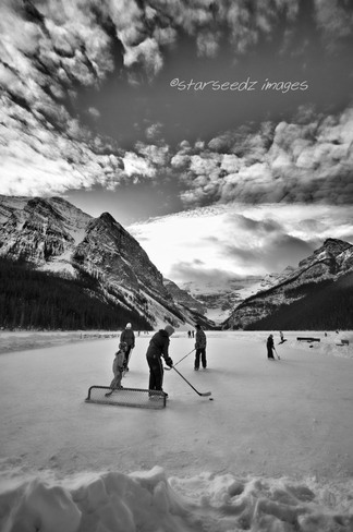 a Canadian Tradition Lake Louise, Alberta Canada