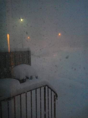 Blizzard Deseronto, Ontario Canada
