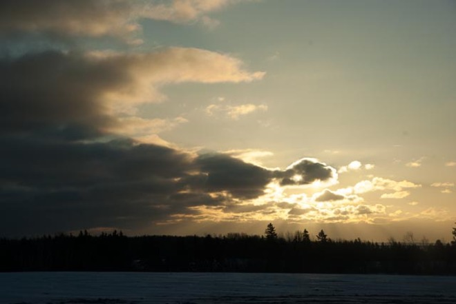 Calm morning....... Huntley, Prince Edward Island Canada