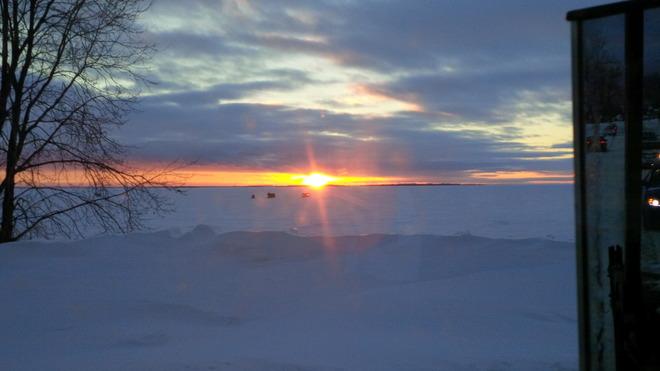 Lake Nipissing North Bay, Ontario Canada