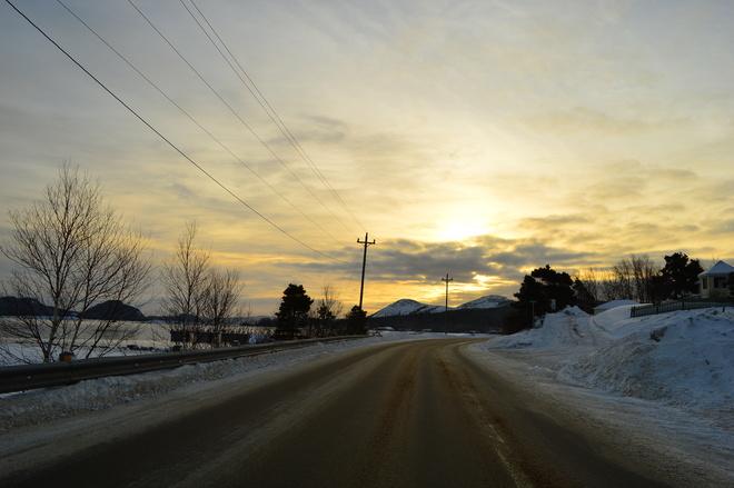 Jan 31 Traytown, Newfoundland and Labrador Canada