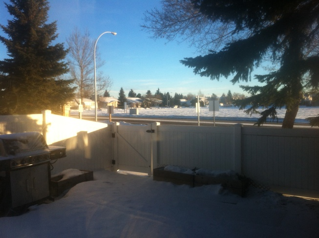 thanks God for this day Edmonton, Alberta Canada