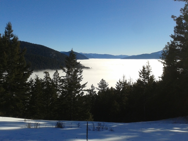 Above the Cloud Nickel Plate rd Hedley, British Columbia Canada