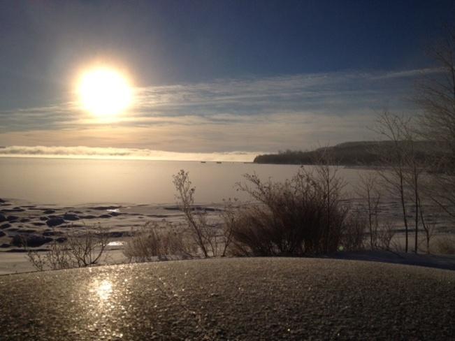 sunrise Clarenville-Shoal Harbour, Newfoundland and Labrador Canada