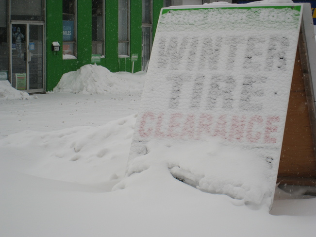 Winter tires clearance Scarborough, Ontario Canada