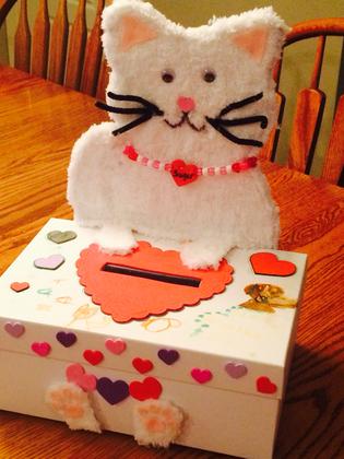 valentine box zack fletchall - Cat Valentine Box
