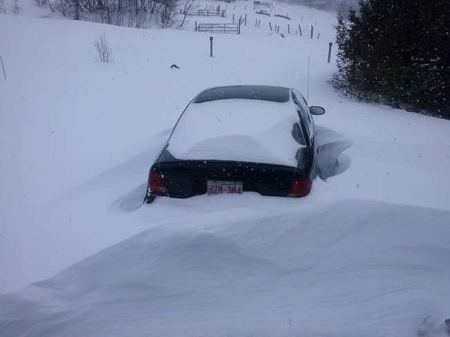 Where is my car? Quispamsis, New Brunswick Canada