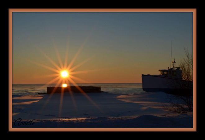 Sunrise Richibucto-Village, New Brunswick Canada