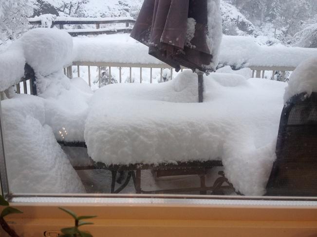 It just keeps coming <3 Nanaimo, British Columbia Canada