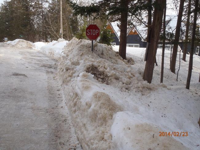 Stop - Enough! Meaford, Ontario Canada