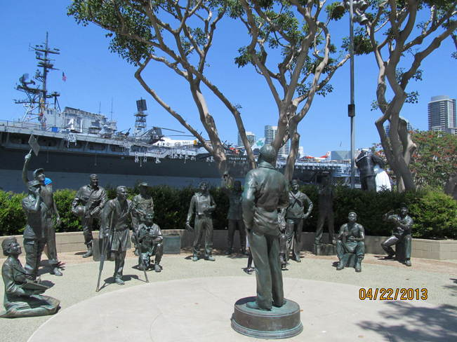 Bob Hope and the troops San Diego, California United States