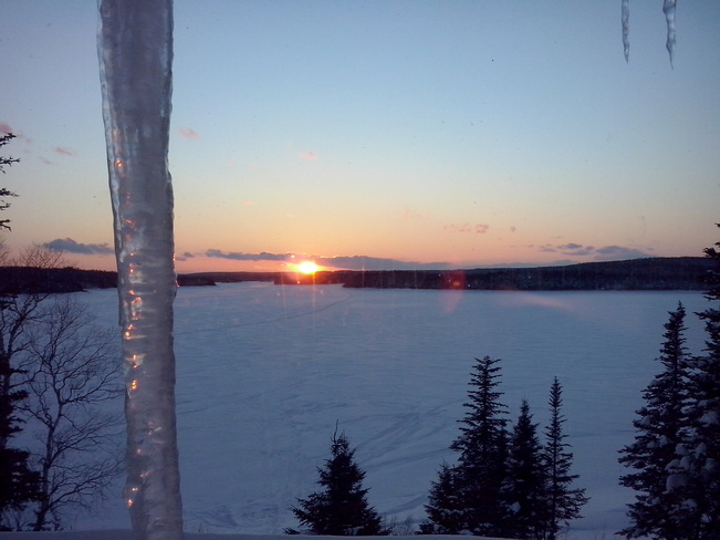 Sunset From Heaven Grand Falls-Windsor, Newfoundland and Labrador Canada