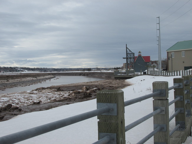 Along the Prtitcodiac