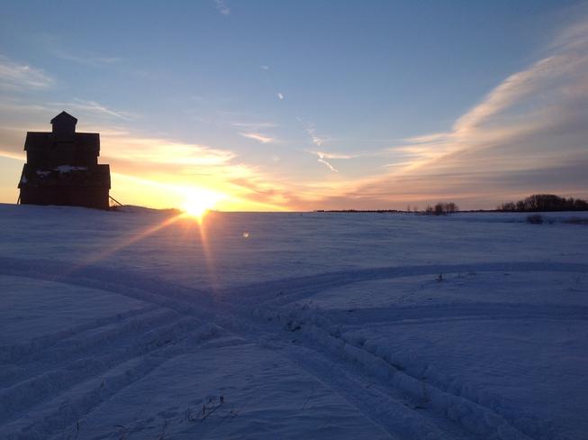 Yorkton Sunrise Yorkton, Saskatchewan Canada