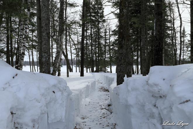 Deep Path Pinawa, Manitoba Canada