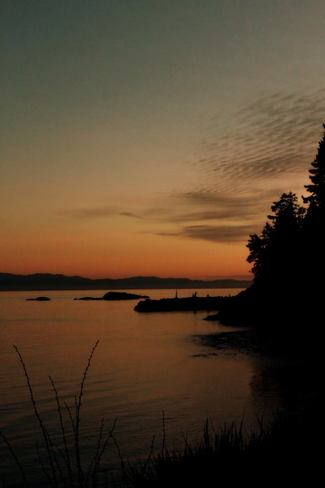 another day in paradise Sooke, British Columbia Canada