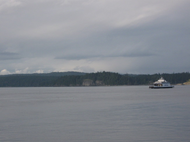bc ferry Campbell River, British Columbia Canada