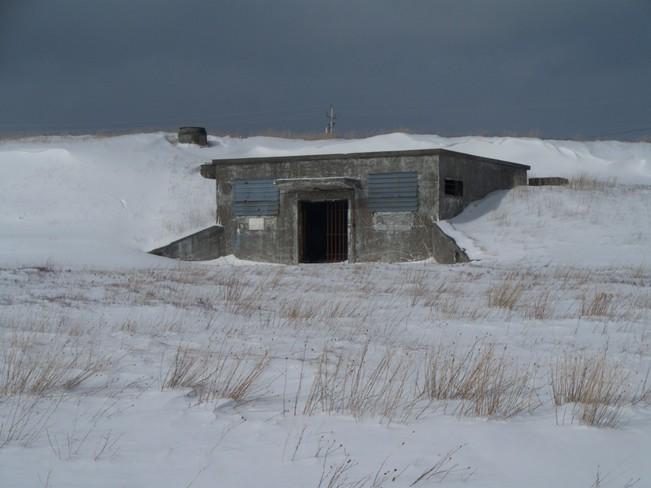 Bunker . Argentia, Newfoundland and Labrador Canada