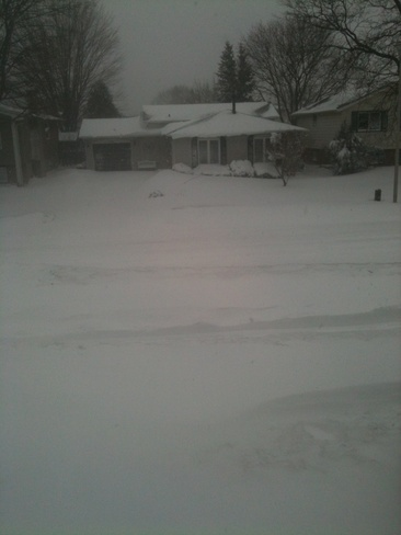 this weather is crazy Sarnia, Ontario Canada
