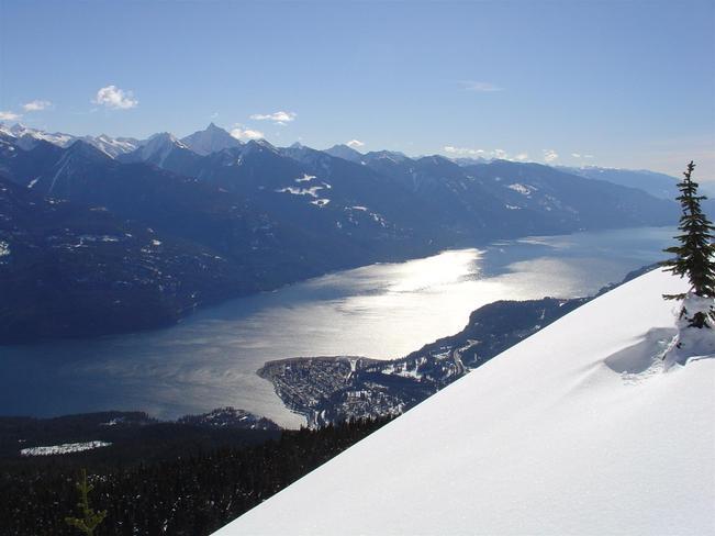Beautiful Kaslo on Kootenay Lake Kaslo, British Columbia Canada
