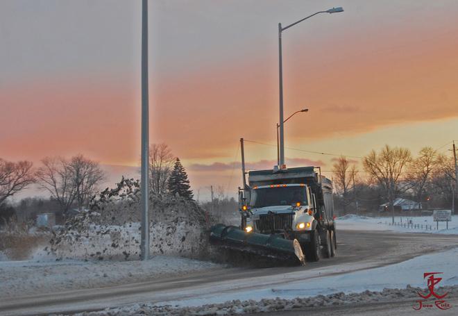 Snow Removing 2 London, Ontario Canada