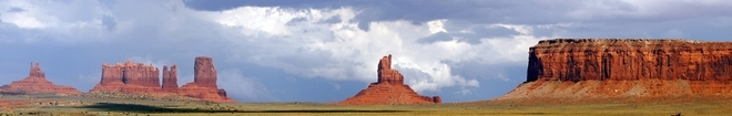 After the storm, Monument Valley Kayenta, Arizona United States