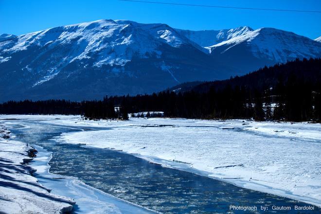 Incredible Rocky Mountain Edmonton, Alberta Canada
