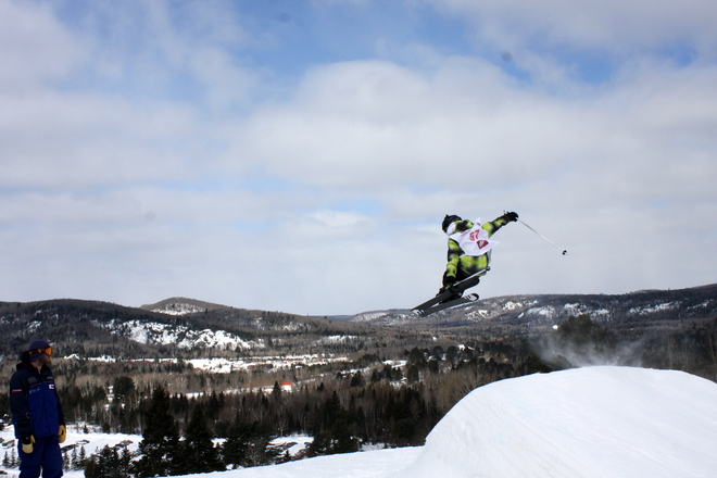 SAFA Big Air Searchmont, Ontario Canada