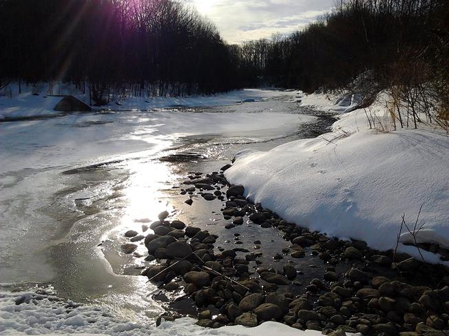 Jock River Barrhaven, Ontario Canada