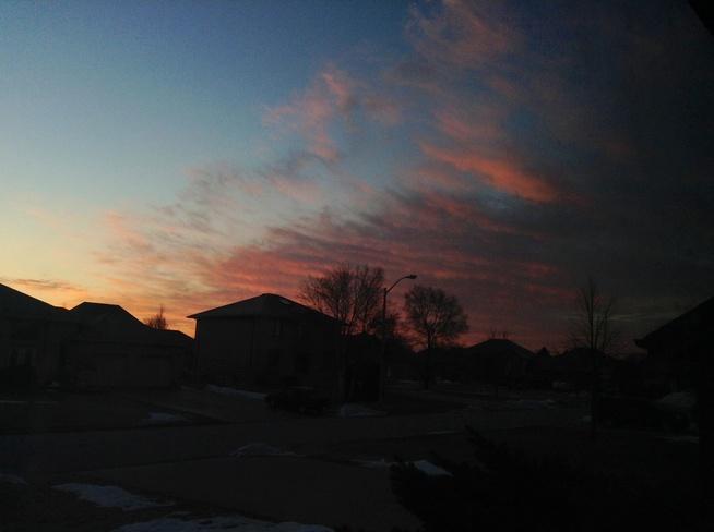 Morning rise Tecumseh, Ontario Canada