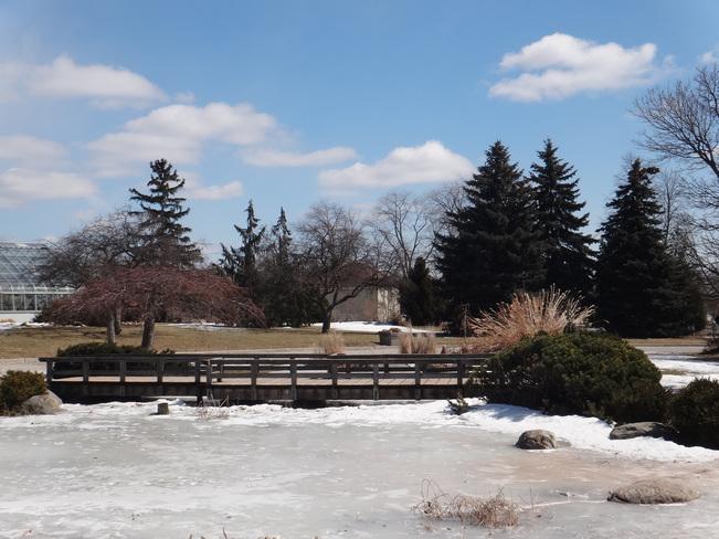 Centennial park. Toronto, Ontario Canada