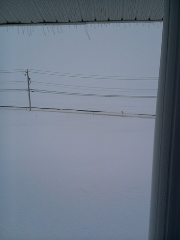 Severe NS weather Sydney Mines, Nova Scotia Canada