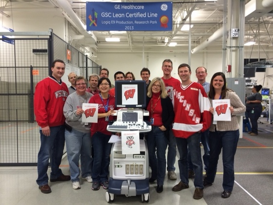 A Win for the Badgers from GE Employees