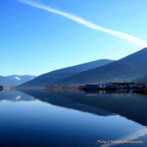 Reflections Nelson, British Columbia Canada