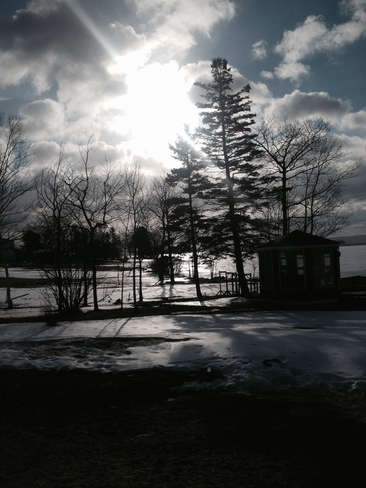 Finally Spring Baddeck, Nova Scotia Canada