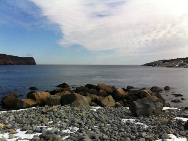 Beautiful Flatrock Flatrock, Newfoundland and Labrador Canada