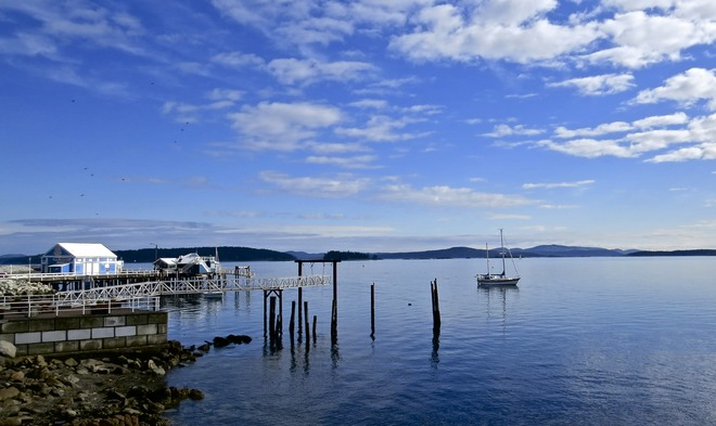 Tranquil Sidney, British Columbia Canada