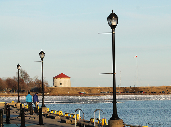 Great Weather today in Kingston! Kingston, Ontario Canada