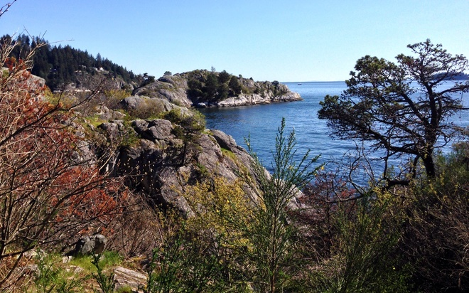 Whytecliff Park West Vancouver, British Columbia Canada