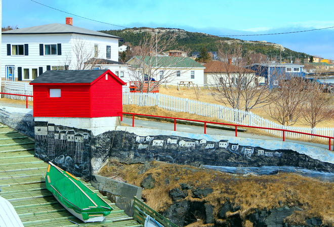 Sunday in Pouch Cove Pouch Cove, Newfoundland and Labrador Canada